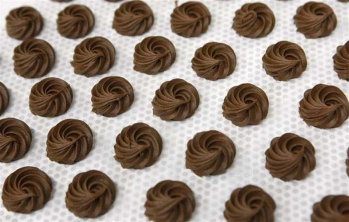 Факты о пользе шоколада (10 фото)