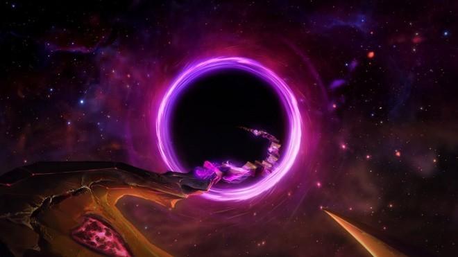Ученые пытаются понять движущую силу внутри Вселенной (2 фото)
