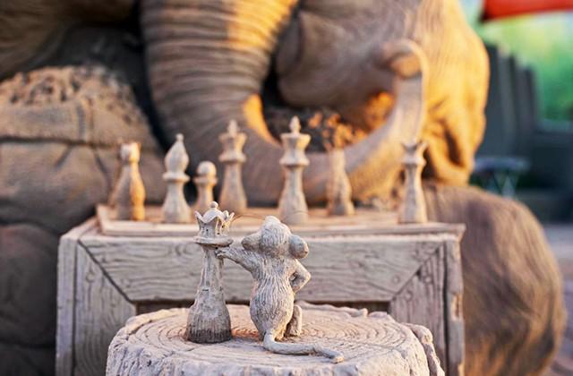Мифы и правда о жизни слонов (4 фото)
