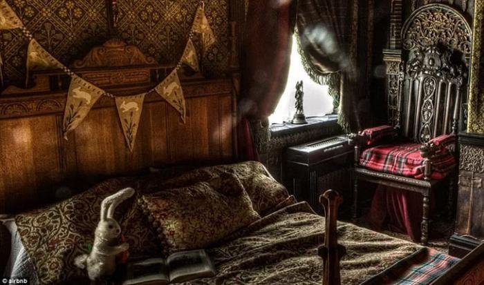 Самые странные дома, которые сдаются на Airbnb (13 фото)