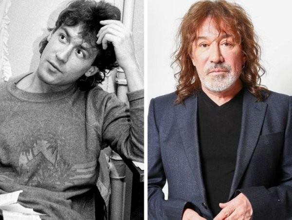 Знаменитые музыканты на заре своего творческого пути (17 фото)