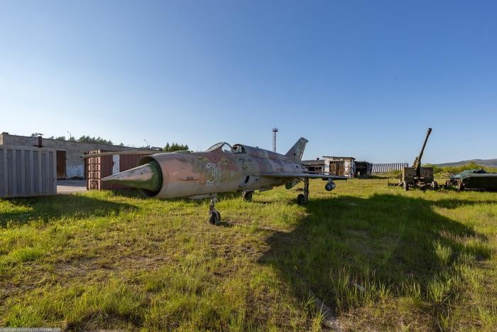 Аэропорт «Магадан-13» (17 фото)