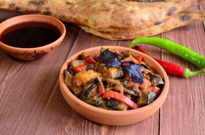Блюда грузинской кухни, завоевавшие сердца наших хозяек (5 фото)