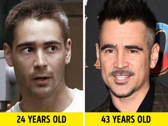 Голливудские мужчины, которые с возрастом стали еще красивее (21 фото)