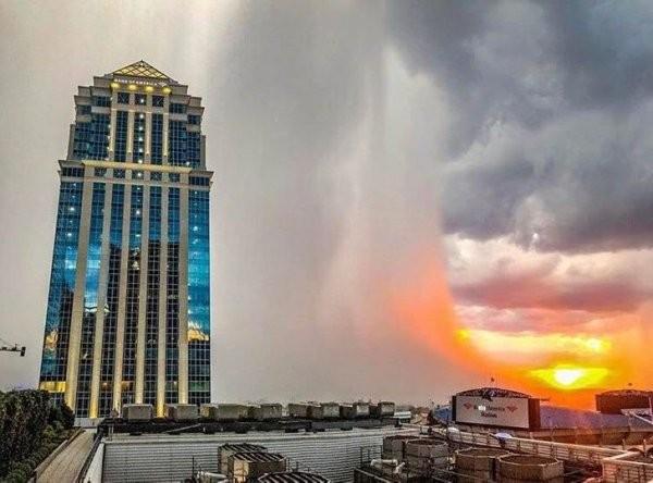 Какие красоты способна создать погода (21 фото)