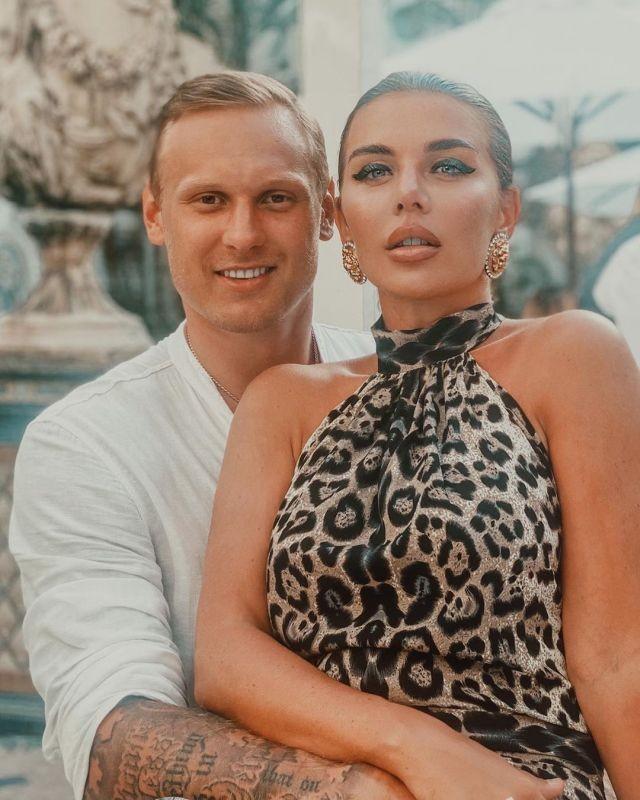 Седакова собирается выходить замуж за баскетболиста (7 фото)