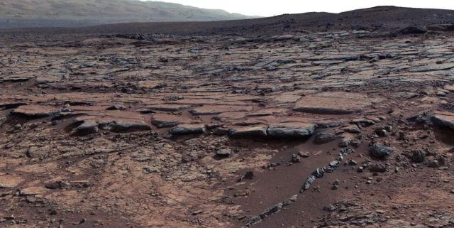 Качественные фотографии с поверхности Марса за все время (5 фото)