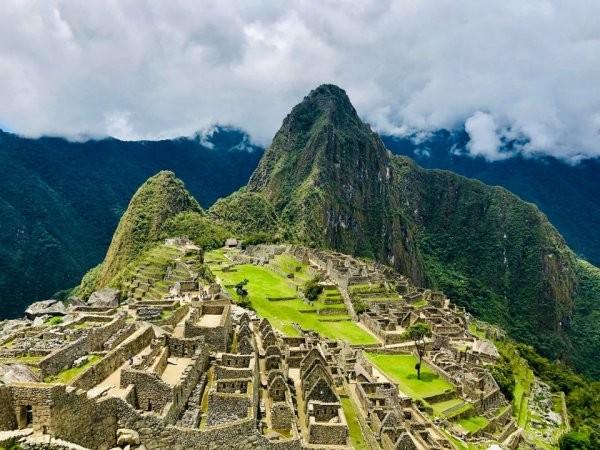 Легендарные строения древности сегодня и как они выглядели до (14 фото)