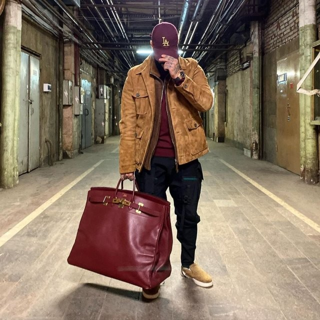 Рэпер Тимати покидает компанию Black Star (16 фото)