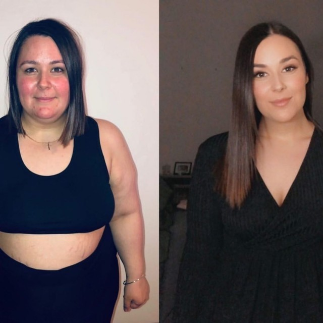 Девушка из Новой Зеландии скинула за 2 года 100 килограмм (15 фото)