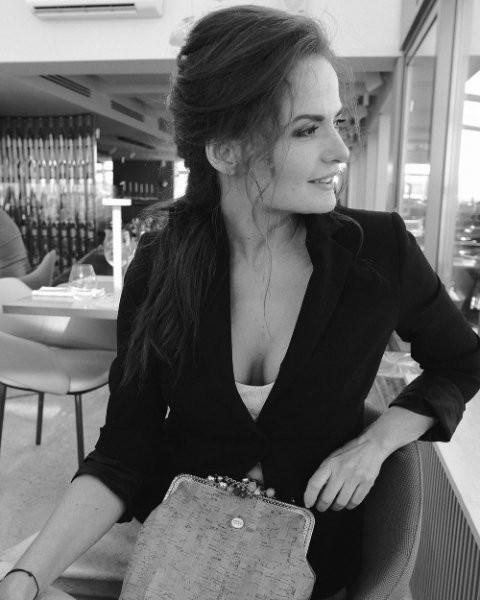 """Елена Ландер - телеведущая, которая покидает """"Россию 1"""" (10 фото)"""