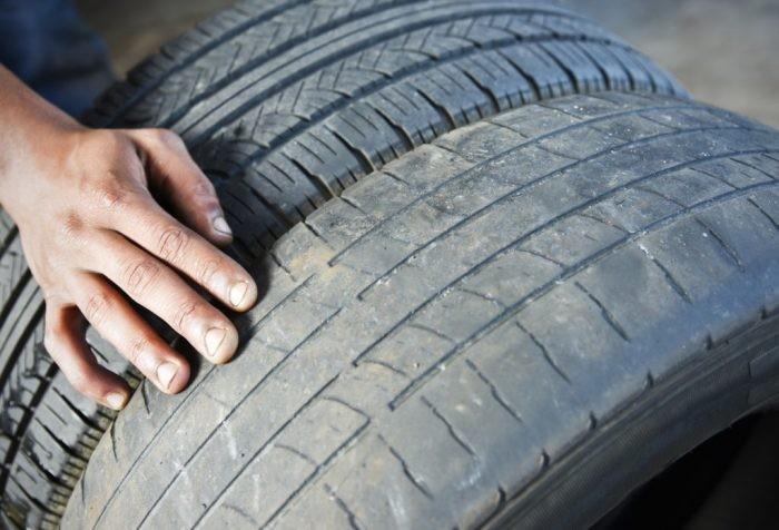 Какие поломки автомобиля можно диагностировать по износу шин (6 фото)