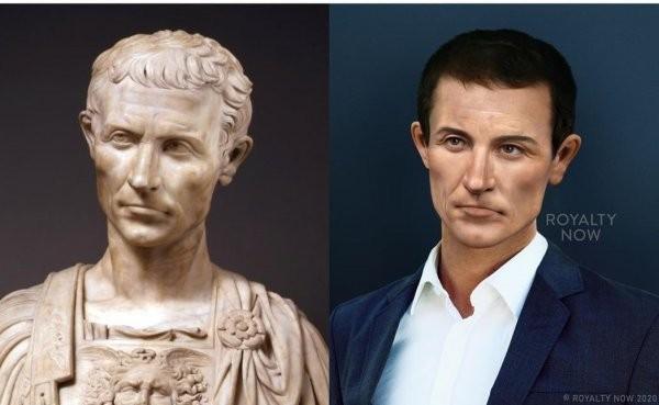 Как выглядели бы известные исторические личности в наше время (15 фото)