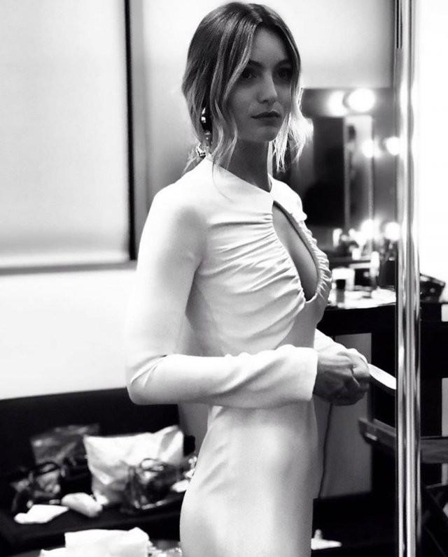 Лейла Джордж - новая жена голливудского дебошира Шона Пенна (13 фото)
