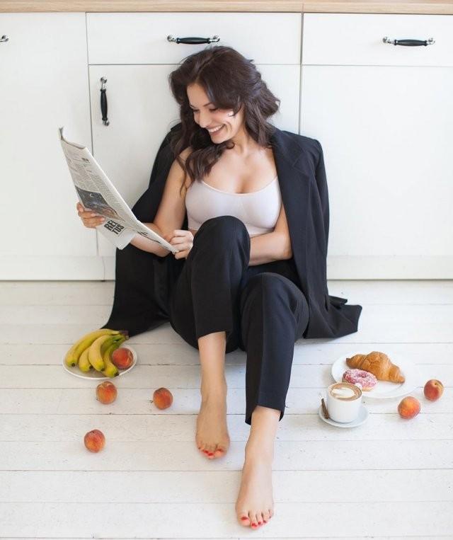Новая ведущая утреннего шоу, которая сменила Елену Ландер (12 фото)