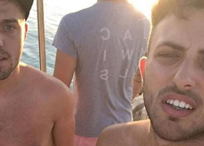 Британские туристы загуляли на Кипре и оказались в Сирии (7 фото)