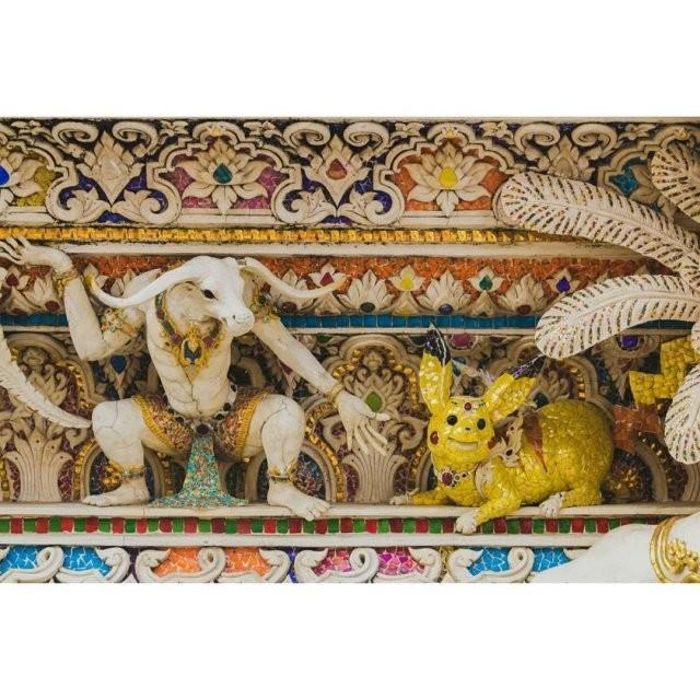 """""""Храм Бекхема"""" - одно из самых религиозных зданий в мире (14 фото)"""