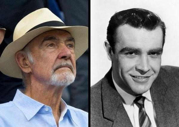 Главные красавчики мира кино сегодня и в прошлом (23 фото)