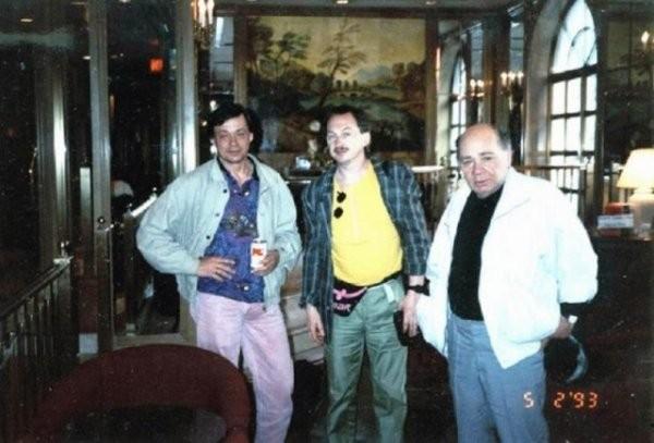 Подборка атмосферных фотографий из 90-х (20 фото)