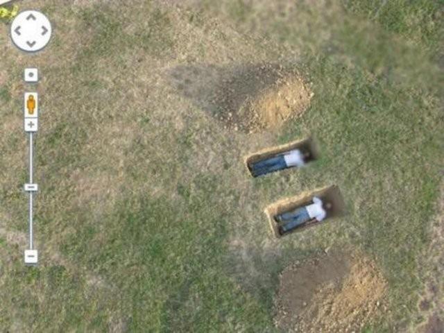 Неловкие моменты, найденные на Google Maps (15 фото)