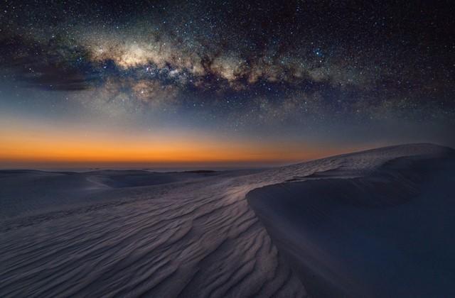 Почему в пустынях дни жаркие, а ночи холодные? (2 фото)