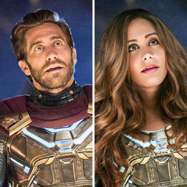 Как бы выглядели популярные супергерои (21 фото)