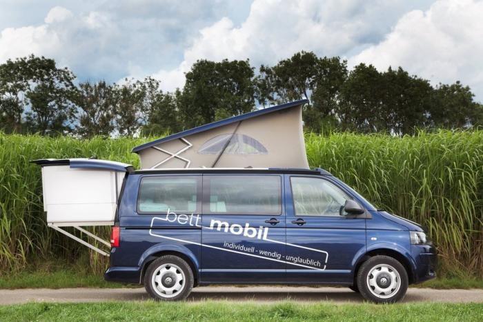 Лучшие дома на колесах для комфортных автопутешествий (10 фото)