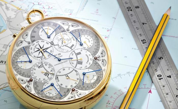 Как работают атомные часы (5 фото)