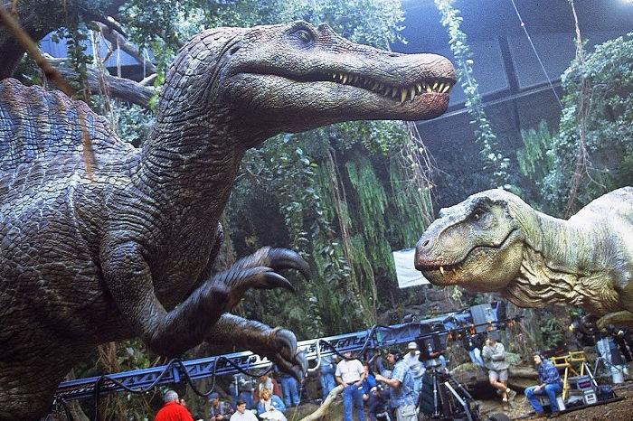 Факты и подробности о фильмах Парк Юрского периода (10 фото)
