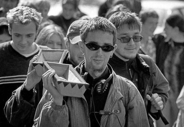 Подборка фотографий из 90-х (15 фото)