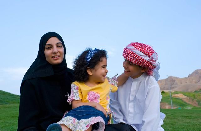 Традиции саудитов, непонятные для нас (10 фото)
