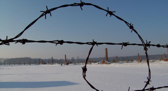 Послание, найденное в детском ботинке из Освенцима (6 фото)