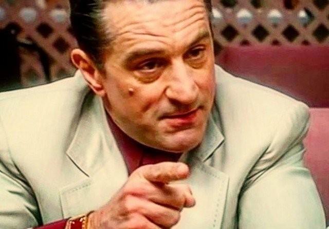 Роберту Де Ниро - 77! Актер, превративший кино в искусство (14 фото)