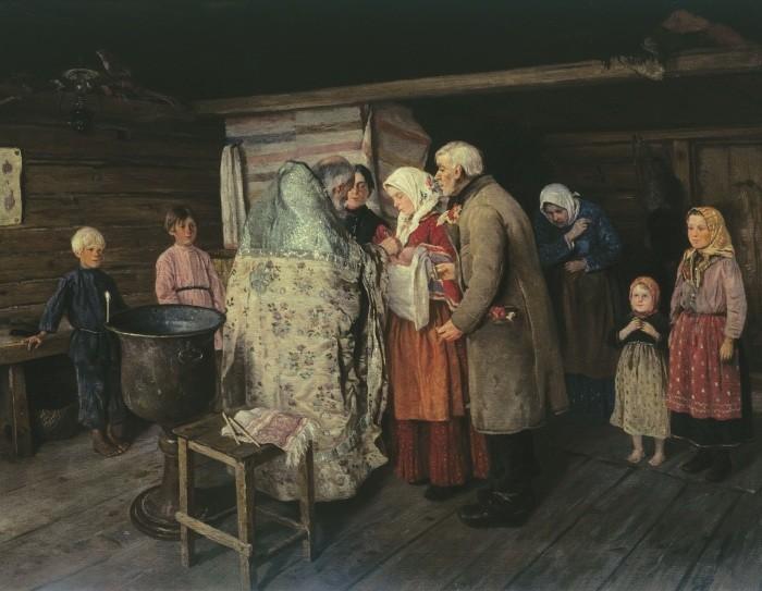 Как воспитывали детей на Руси? (6 фото)