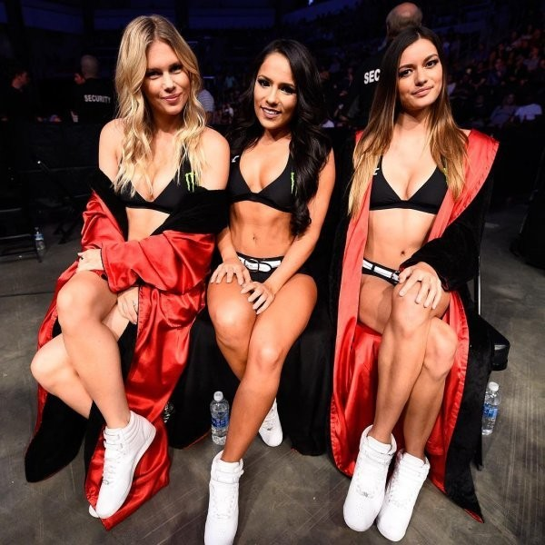 Октагон-герлз UFC (28 фото)