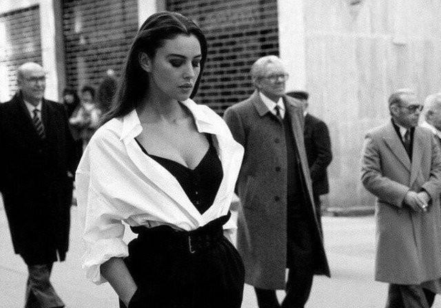 Яркие черно-белые фотографии из архивов (12 фото)