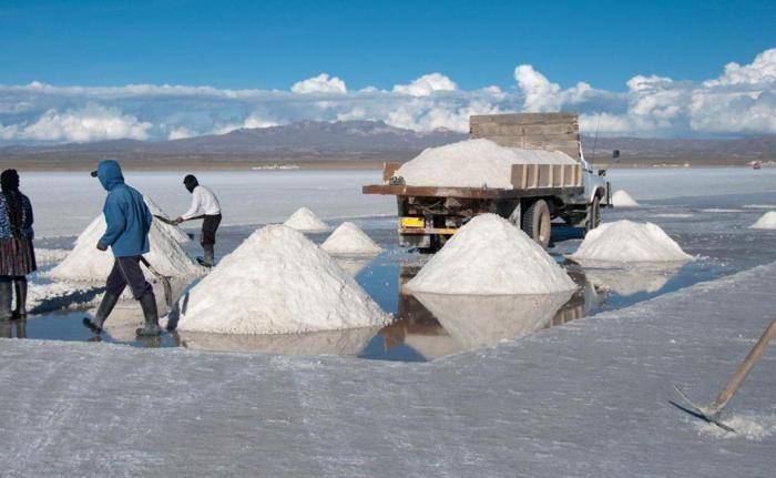 Самые соленые места Земли (7 фото)