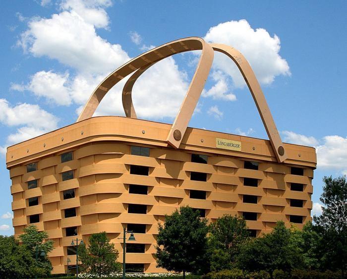Уродливые здания в мире (12 фото)