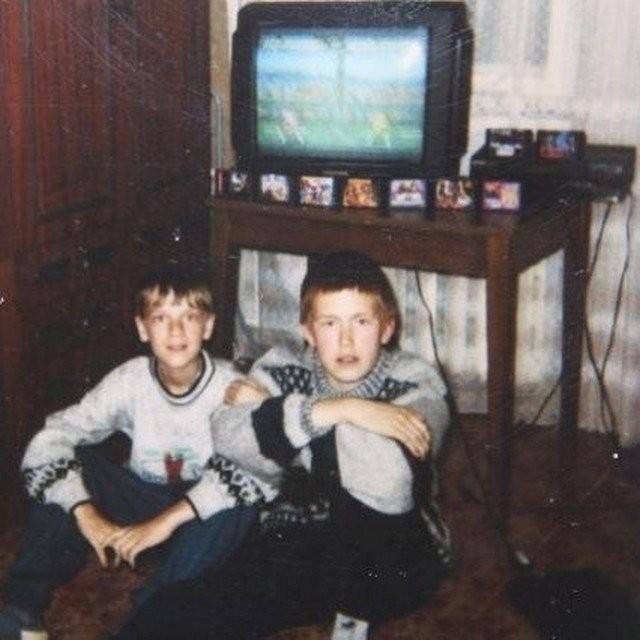 Эх, было время в 90-х, не то что нынешнее (10 фото)