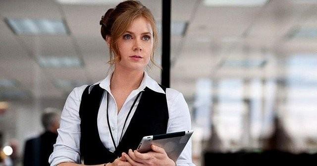 Эми Адамс - девушка, покорившая даже Супермена (11 фото)