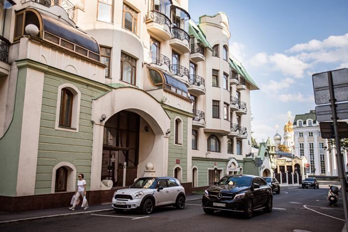 Самые престижные и дорогие районы в Москве и Подмосковье (8 фото)