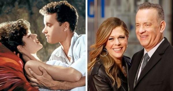 Экранные пары, чьи отношения вышли за рамки кино (12 фото)