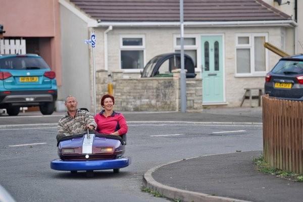 Британец купил себе классный автомобиль всего за 30 фунтов (4 фото)
