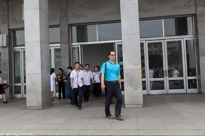 Метро Северной Кореи (23 фото)