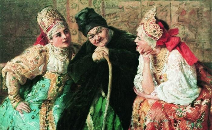 Происхождение древних русских выражений (6 фото)