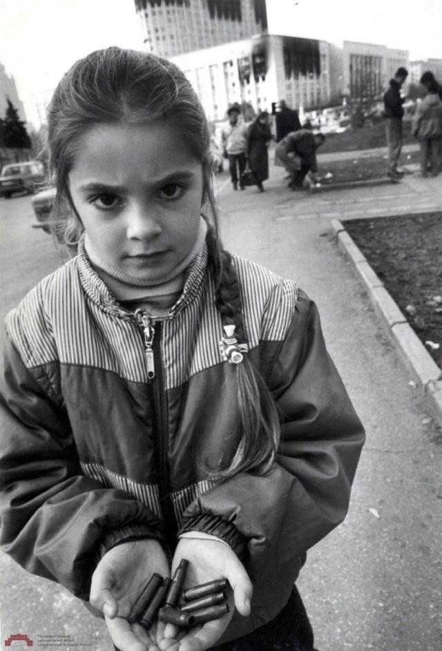 Атмосферные фотографии из 90-х (15 фото)