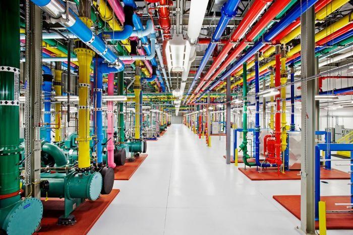 Там, где живет интернет (26 фото)