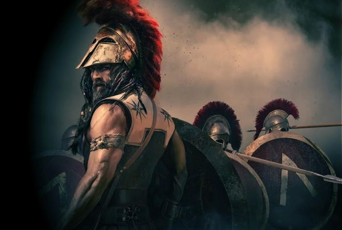 Вся правда о жизни спартанцев (11 фото)