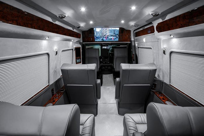 Пуленепробиваемый Mercedes стоимостью 550 000 долларов (23 фото)