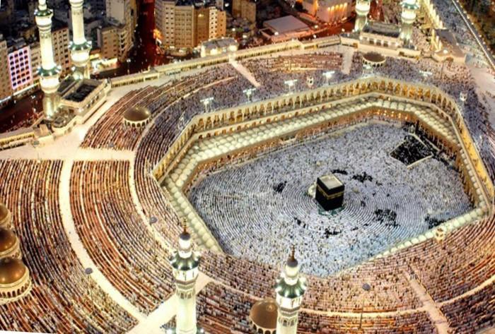 Что находится внутри святыни ислама Каабы? (6 фото)